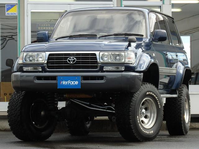 トヨタ VXリミテッド5.5インチリフトUPミッキートンプソンAW