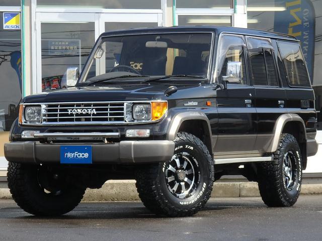トヨタ SX-LTD純正ブラックII新品2インチUP新品AW&タイヤ