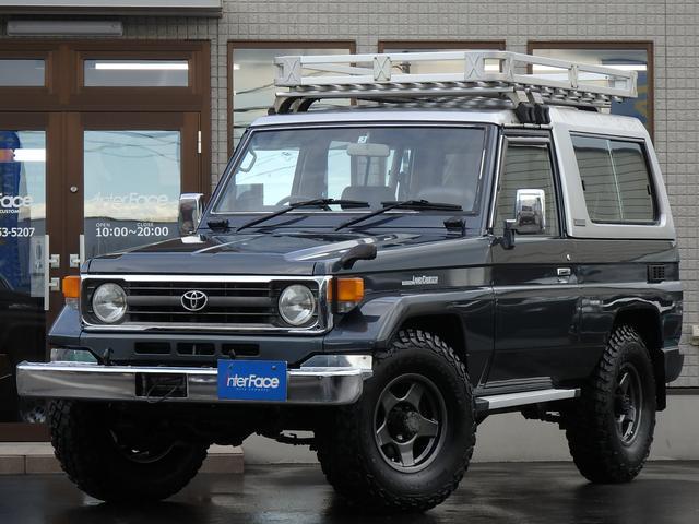 前後リーフ後期型LX4ナンバー登録新品ブラットレーV 5速マニュアル新品BFグッドリッジマッドタイヤルーフラック付きETC付