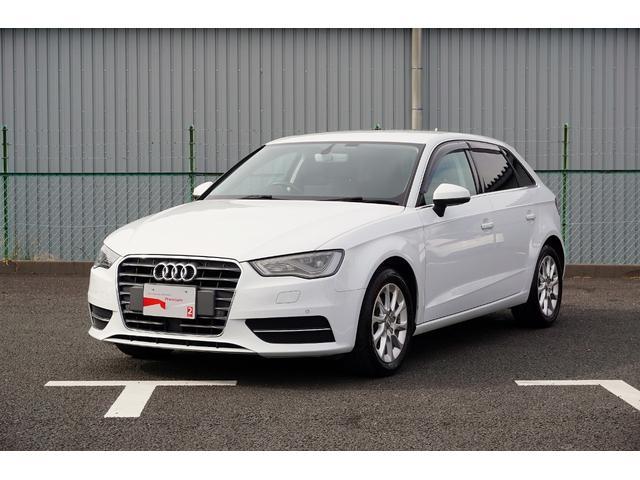 アウディ A3 スポーツバック1.4TFSI 禁煙 ワンオーナー ナビ リヤカメラ LEDヘッドライト Audi認定中古車