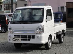 キャリイトラックKX 4WD 5速マニュアル 届出済未使用車