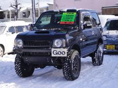 ジムニークロスアドベンチャー 4WD 5MT リフトアップ