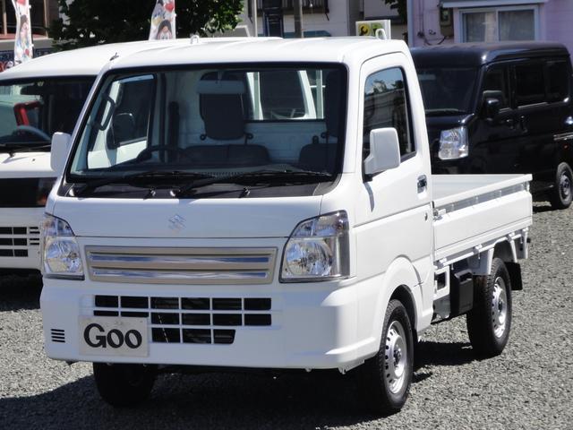 スズキ KCスペシャル 4WD 5速マニュアル 届出済未使用車