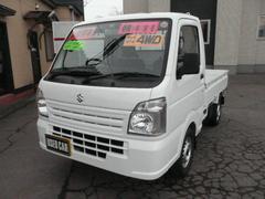 キャリイトラックKCエアコン・パワステ 4WD ABS付