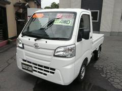 ハイゼットトラックスタンダード エアコン パワステ付 4WD
