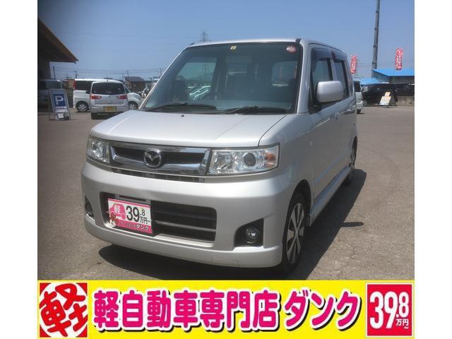 マツダ カスタムスタイルX 4WD AT 2年保証