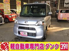 タントL SAIII 4WD CVT 2年保証