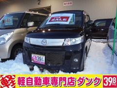 AZワゴンカスタムスタイルXS 4WD CVT 2年保証