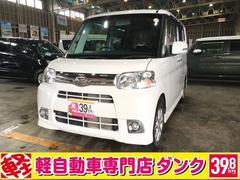 タントG 4WD CVT 2年保証