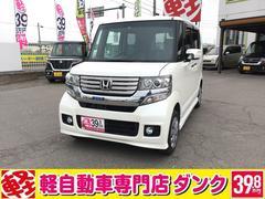 N BOXカスタムG 4WD CVT