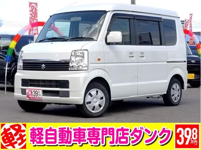 スズキ JP 2年保証 4WD AT キーレス カーナビ