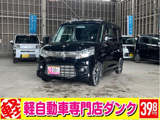 スズキ TS 2年保証 4WD CVT パワースライドドア カーナビ ターボ
