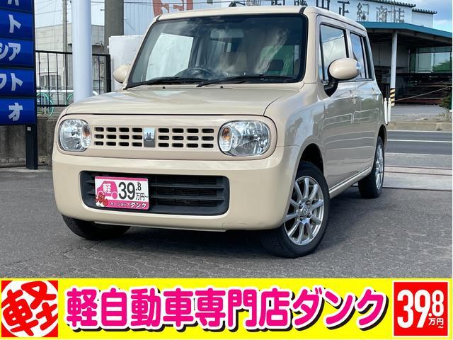 スズキ X 2年保証 4WD CVT シートヒーター