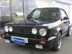 VW ゴルフカブリオレベースグレード 幌替え渡し タイベル済 レカロ