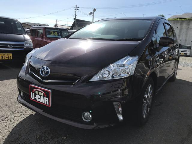 トヨタ S チューン ブラック ナビ バックカメラ ETC