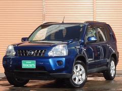 エクストレイル20X 4WD HDDナビ バックカメラ カブロンシート