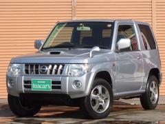 キックスRX 切り替え4WD ターボ シートヒーター 純正15AW