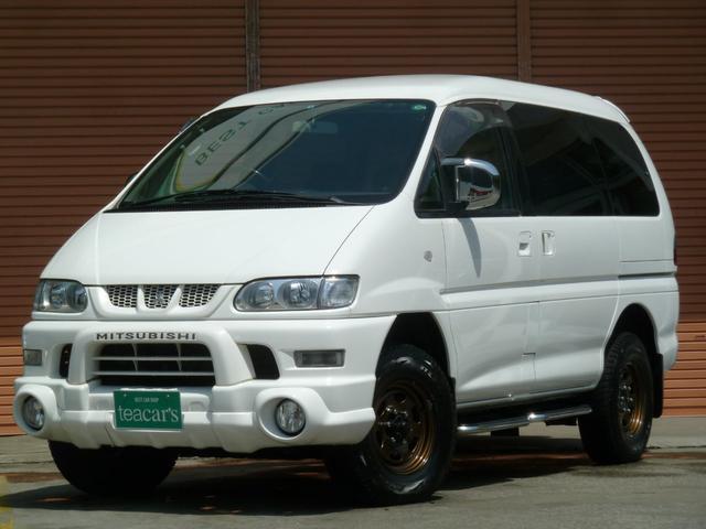 三菱 アクティブフィールドエディション4WD HDDナビ フルセグ