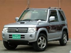 パジェロミニエクシード 後期モデル 切替え4WD HDDナビ フルセグ