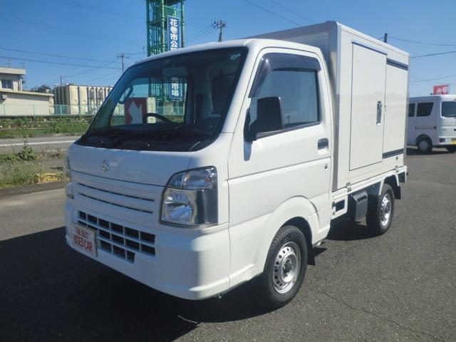 スズキ  4WD 保冷車 キーレス オートマ