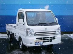 キャリイトラック4WD KCエアコン・パワステ農繁仕様スペシャル 未使用車