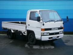 エルフトラック1.5t 4WD 平ボディ フラットロー