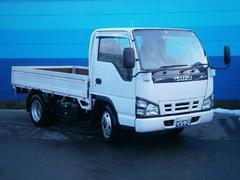 エルフトラック2.0t 全低床 平ボディ ワンオーナー NOX・PM適合車