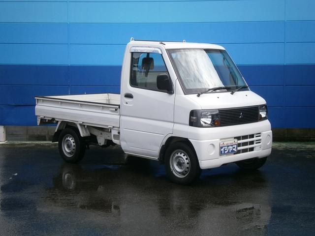 三菱 Vタイプ 4WD エアコン・パワステ オートマ 禁煙車