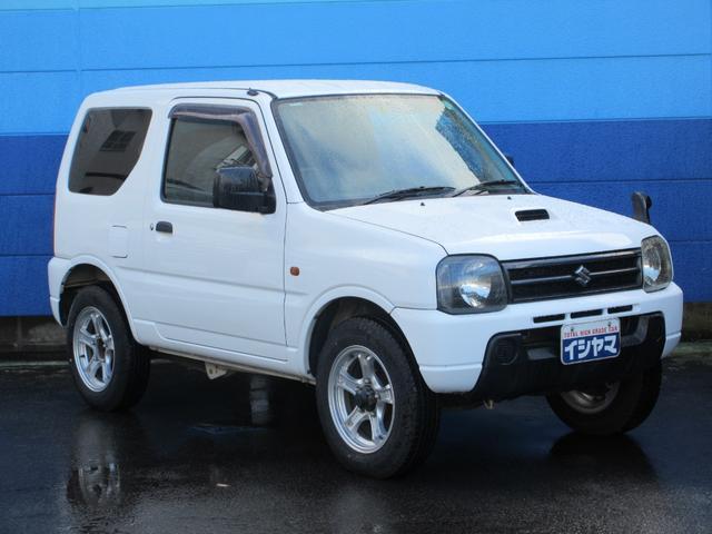 スズキ XG 4WD ターボ 運転席RECAROバケットシート 社外16インチアルミホイール 社外HDDナビ CD録音再生&DVD再生 ボタン切り替え式パートタイム4WD