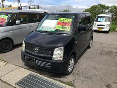 AZワゴンナビ TV 軽自動車 4WD 4AT 保証付 アルミ 4人乗