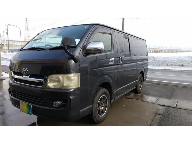 トヨタ ロングスーパーGL4WDナビTV