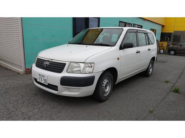 トヨタ サクシードバン U4WD
