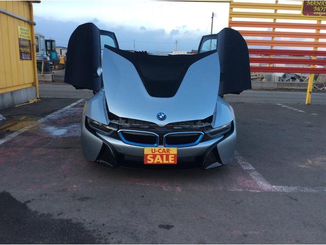 BMW サイドラッピング 左ハンドル 2018年ソフトアップデート済