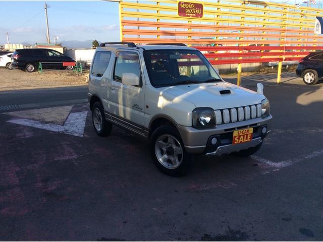 スズキ XC オートマ 4WD ABS CD MD 16インチAW