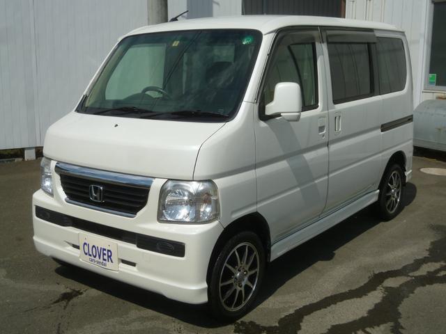 ホンダ L 4WD ギャザーズナビ 社外アルミ