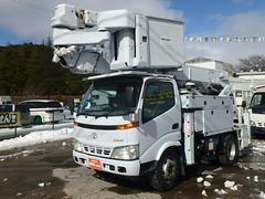 ダイナトラック高所作業車 電工仕様 14.6M アイチ SN15B FRP