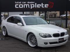 BMW740i コンフォートパッケージ イデアル車高調 ワーク21