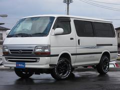 ハイエースバンロングスーパーGLディーゼルAT4WD西日本仕入