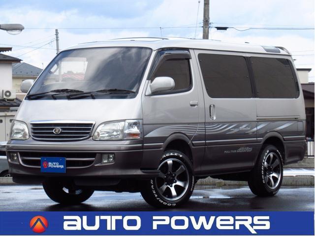 トヨタ SカスタムLTD4WDディーゼルターボコンビステアナビ地デジ