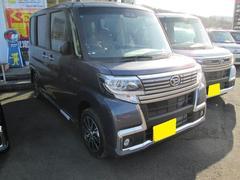 タントカスタムX トップエディションSAIII届出済未使用車
