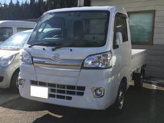 ハイゼットトラックエクストラ 4WD 登録済 未使用車 バイザー フロアマット