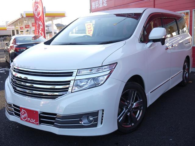 日産 ライダー 4WD 黒革電動シート
