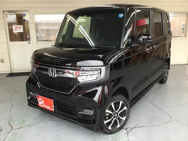 ホンダ G・EX 4WD 8インチナビスタータースタットレス付