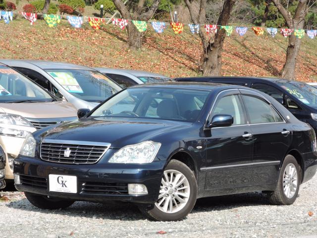 トヨタ ロイヤルエクストラi-Four 4WD 純正マルチDVDナビ
