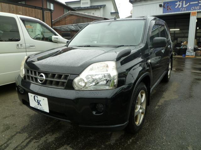 日産 20X 4WD