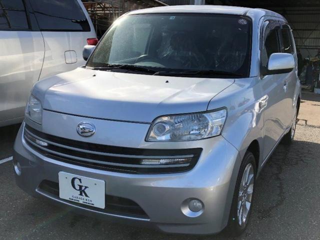 ダイハツ CX  4WD  社外ナビ バックカメラ 純正アルミ