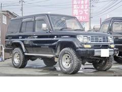 ランドクルーザープラドSXワイド DT 4WD リフトアップ