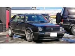 VW ゴルフGTスペシャルバージョン 左ハンドル