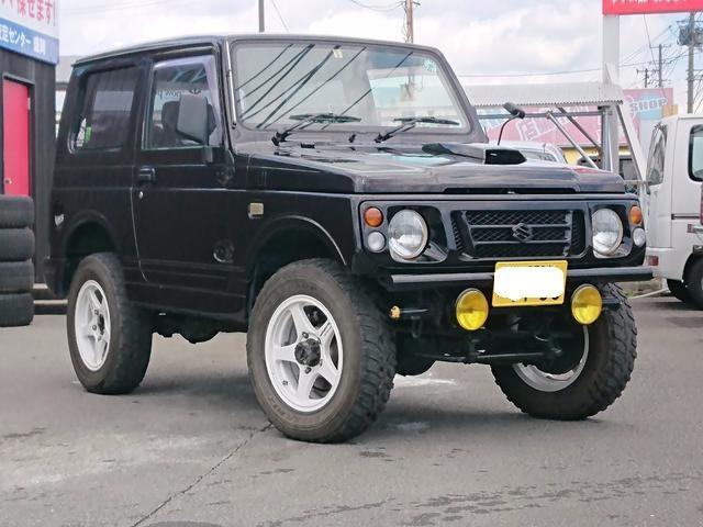 スズキ ランドベンチャー 4WD リストアップ