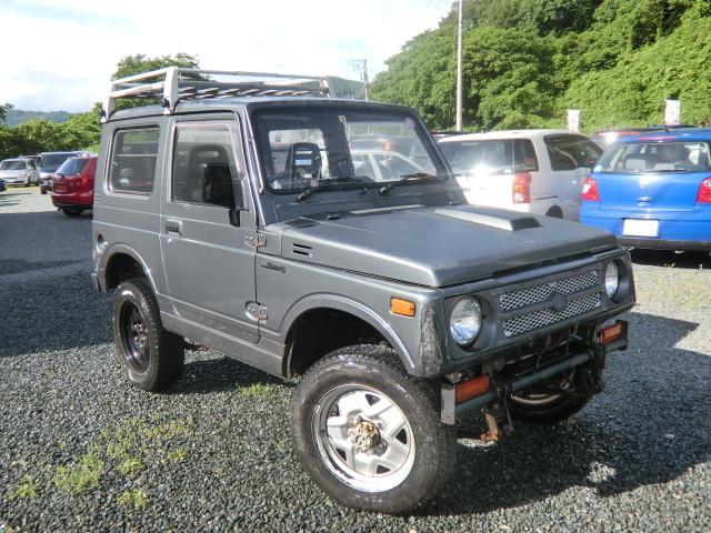 スズキ HC F5 4WD